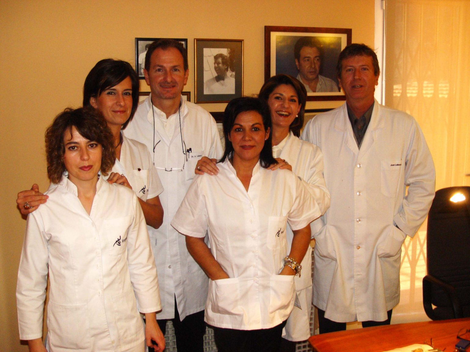 Actualidad Doctores Laiseca